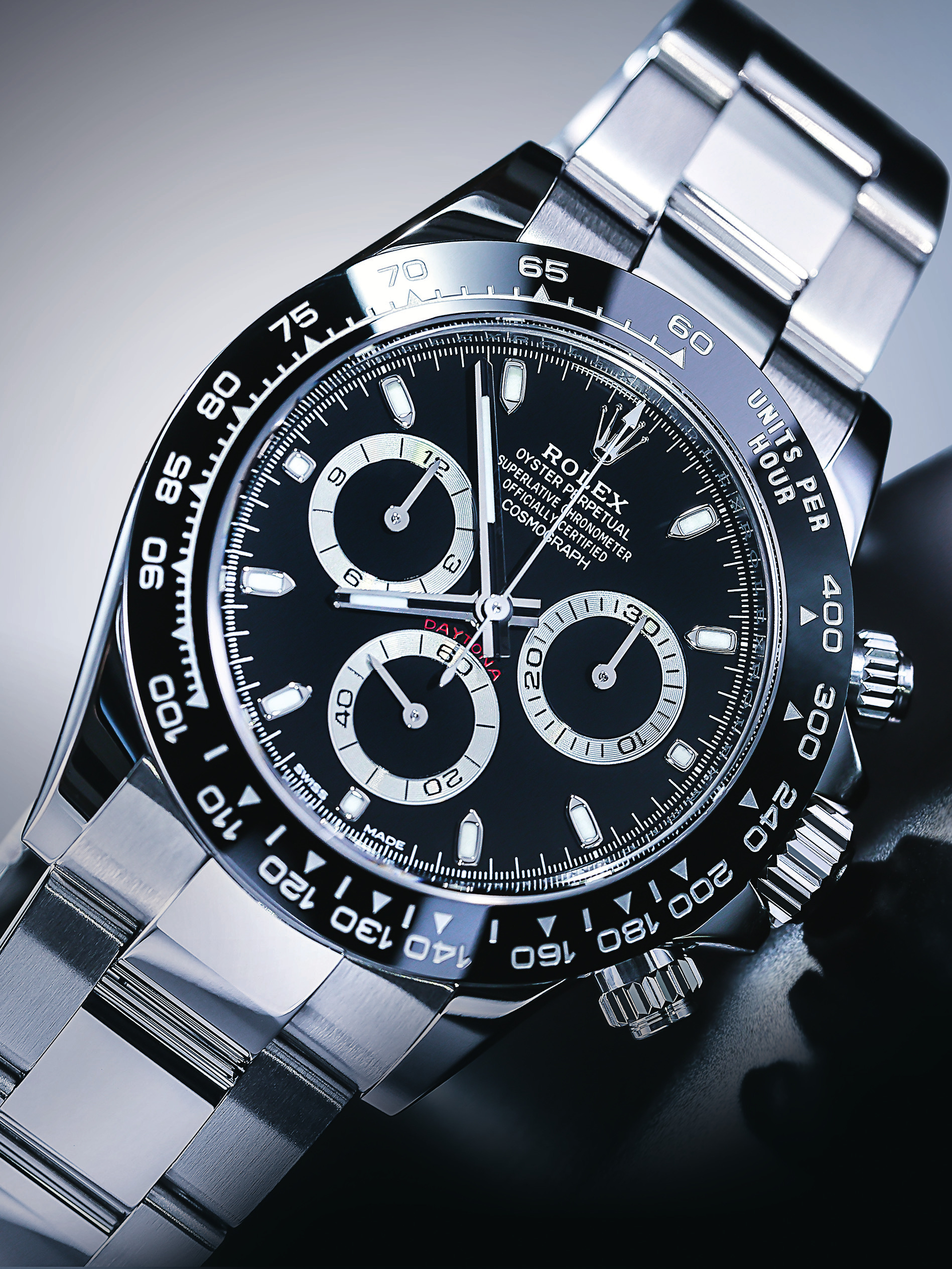 355deebd6871 ROLEX OYSTER PERPETUAL COSMOGRAPH DAYTONA - WatchTime India